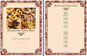 6 fancy restaurant menu designs images fancy restaurant With fancy restaurant menu template