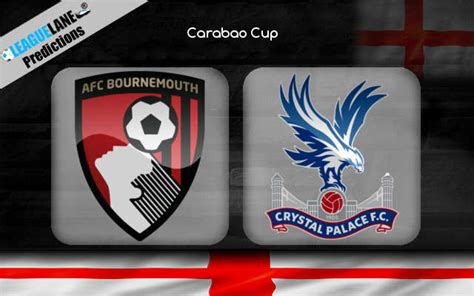 Bournemouth vs Crystal Palace Predictions Bet Tips & Match ...