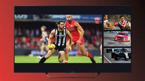 kayo sports     stream  android tv