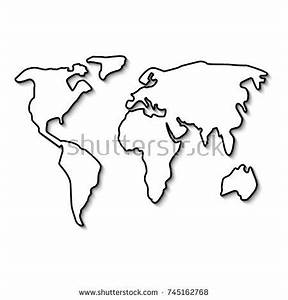 World Map Doodle Stock Images, Royalty-Free Images ...