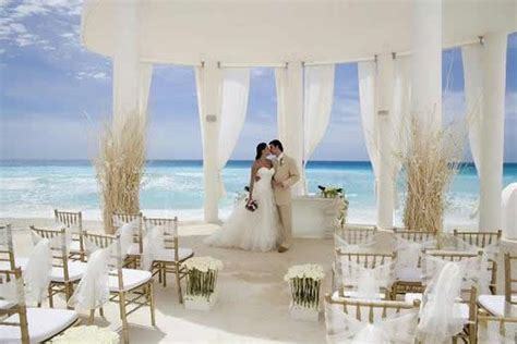 inclusive wedding packages   caribbean  mexico