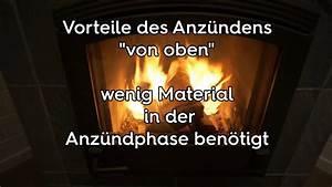 Kamin Richtig Anzünden : das anz nden von oben einen kamin richtig anfeuern youtube ~ Yasmunasinghe.com Haus und Dekorationen