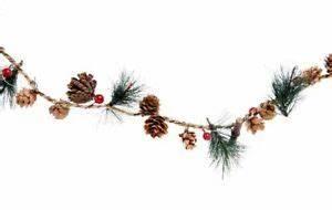 Girlande Weihnachten Beleuchtet : girlande weihnachten weihnachtsgirlande tannenzweige tannenzapfen led natur xmas ebay ~ Frokenaadalensverden.com Haus und Dekorationen