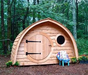 Jeux Exterieur Bois Enfant : aire de jeux ext rieur 30 id es de maison enfant de jardin ~ Premium-room.com Idées de Décoration