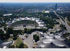 Olympiastadion München Sportstätte der olympischen