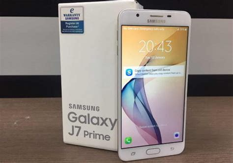 Harga Samsung J7 Prime Jambi harga samsung galaxy j7 prime di indonesia terkini