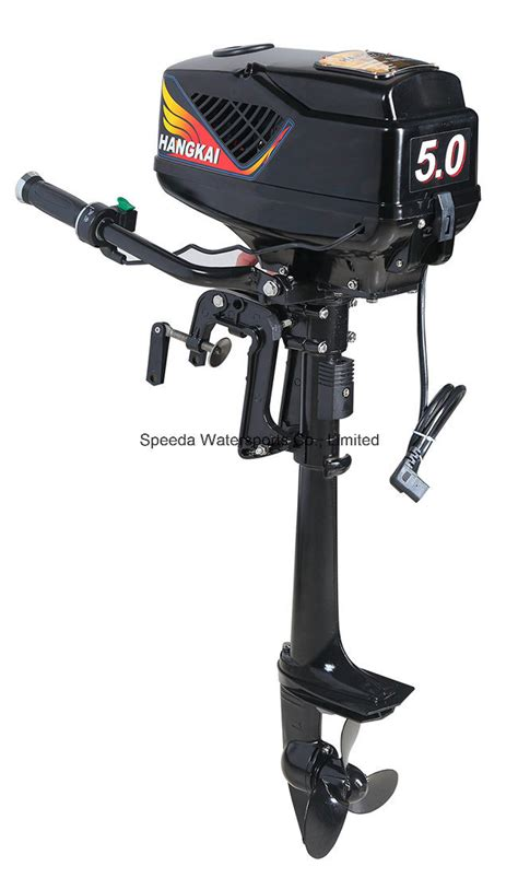 Strong Electric Motor by China New Brushless 5 0hp Strong Power Electric Outboard