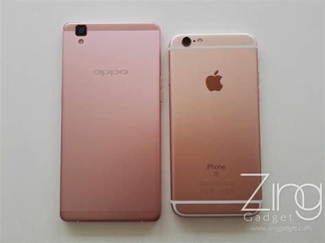 iphone  rose gold  oppo rs rose gold