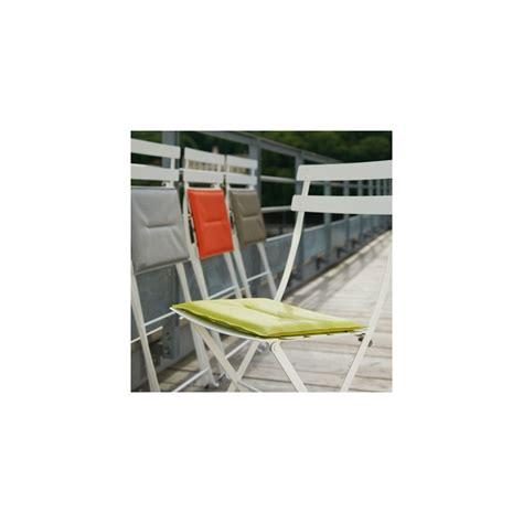 chaise bistro coussin fermob verveine pour chaise bistro plantes et