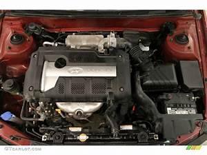 2006 Hyundai Elantra Gt Hatchback Engine Photos