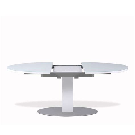 table verre extensible but