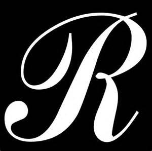 cake topper letters r monogram cake topper acrylic elitedesignsco