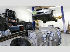 BMW E46 Auto to Manual Transmission Conversion Parts