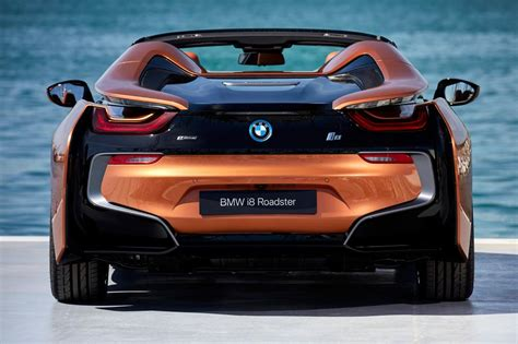 Bmw I8 Roadster Picture by New 2018 Bmw I8 Roadster Review Pictures Auto Express