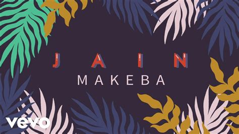 Makeba (lyrics Video)