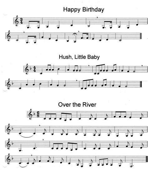 Available, in downloadable pdf format. Clarinet Songs for Beginners   Clarinet   Pinterest   Disney, Sheet music and The o'jays