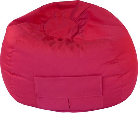 Big Bean Bag Chairs Kmart by Large Denim Look Bean Bag With Cargo Pocket Bean