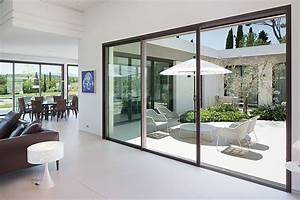 Rideau Baie Vitree : rideau design baie vitree ~ Premium-room.com Idées de Décoration