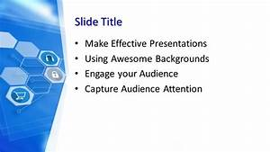 Free Digital World Powerpoint Template
