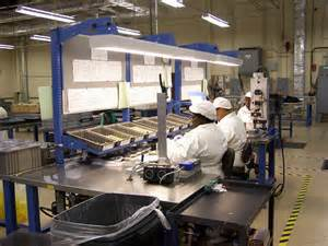 Lean Assembly Cell Manufacturing