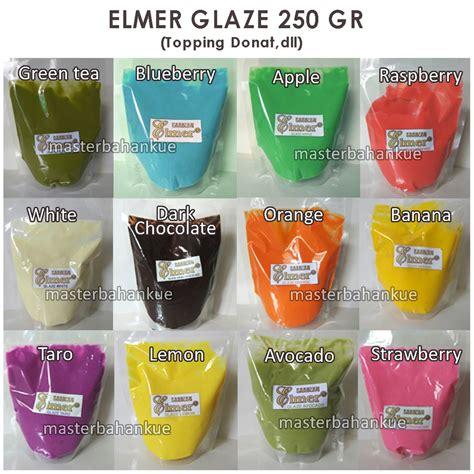 Elmer Tiramisu By Dazzlingdee elmer glaze 250gr shopee indonesia