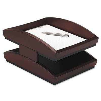 executive desk accessories wood printer