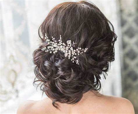 Image Result For Hair Pieces Wedding