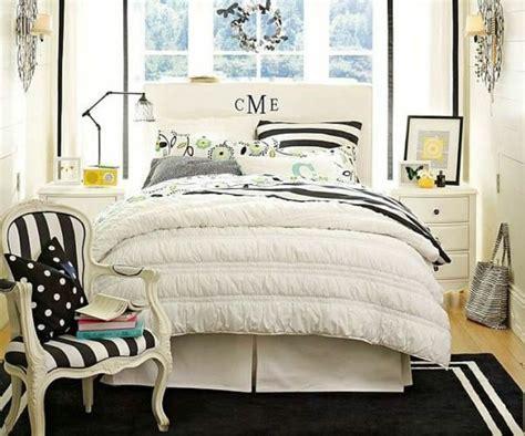 chambre ado fille noir et blanc déco chambre ado fille 60 idées modernes à vous faire