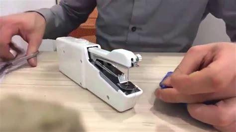 andrea tailor macchina da cucire portatile youtube