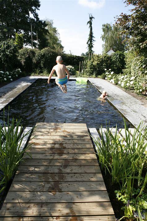 zwemvijver design zwemvijver wellness zwembad wonen nl