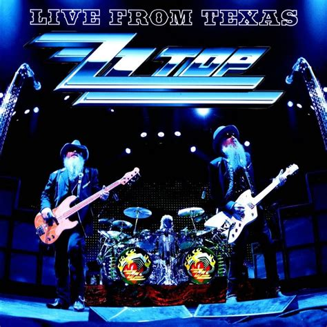 Zz Top  Live From Texas A Very Cool Listen From Three