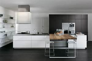 Cuisine Moderne Design : cuisine moderne id es d am nagement sympas 23 photos ~ Preciouscoupons.com Idées de Décoration