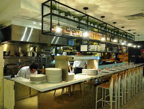 Kitchen In Restaurants by Open Kitchen Restaurant Concept Search Kitchens