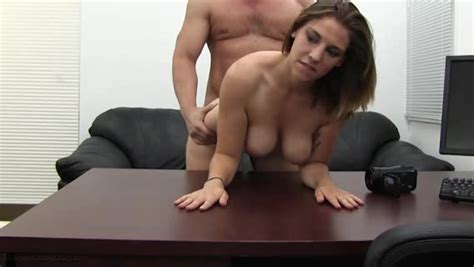 Sex At The Casting With An Awesome Busty Slut In The Video