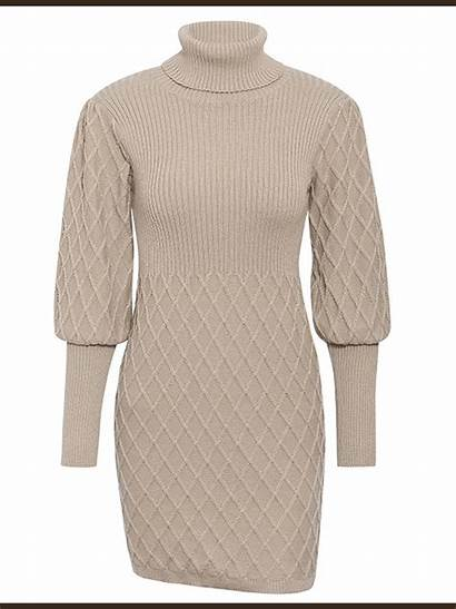 Sweater Pullover Sweaters Jumpers Female Knitted Khaki