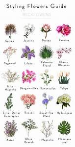 20 Of Our Favorite Styling Flowersbecki Owens