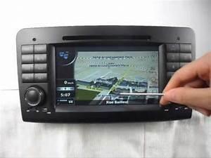 Navi Update Mercedes : mercedes benz ml w164 dvd player gps navigation tv ~ Jslefanu.com Haus und Dekorationen