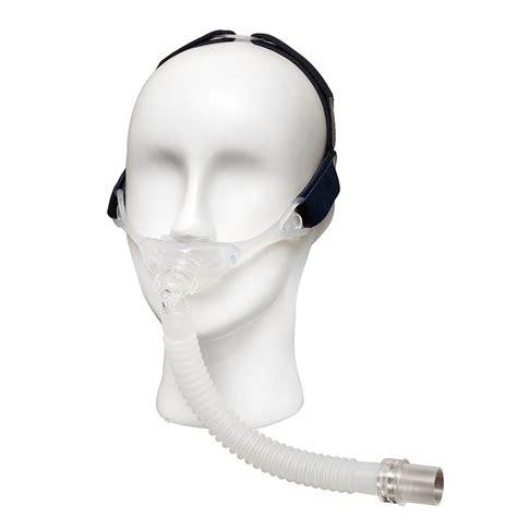 cpap nasal pillows cpap stealth nasal pillow cpap mask with headgear