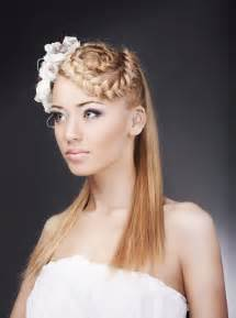 wedding styles for hair 35 beautiful wedding hairstyles for hair creativefan