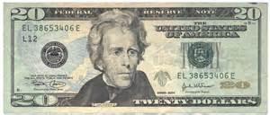 20 Dollars 1996, 1996 Series