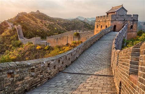 Elaborating On The History And Timeline Of The Great Wall
