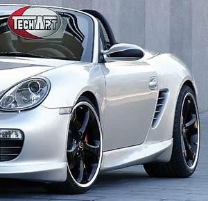 Techart Side Skirts Porsche Boxster 987 087100340009