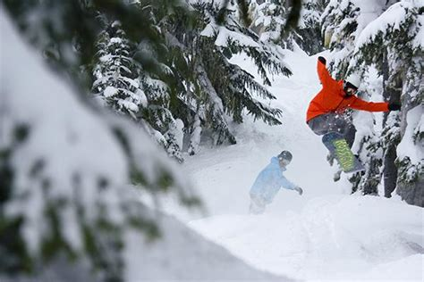 best freeride snowboards best places to snowboard in canada mountain weekly news