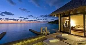 Die Schönsten Pools : die sch nsten strandh user blick von terrasse und pool direkt auf das meer ~ Markanthonyermac.com Haus und Dekorationen