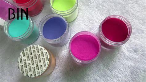 factory msds acrylic resin nail powder nail glitter
