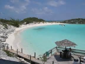 Exuma Island Bahamas Beaches