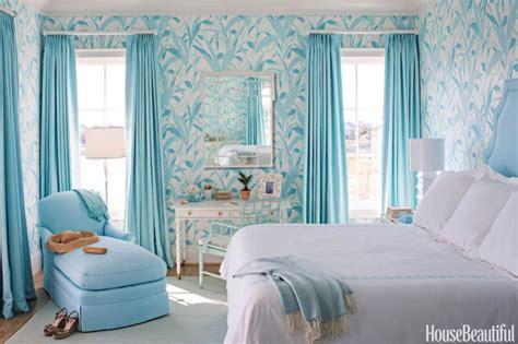 blue  white interiors