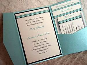 Pocket style wedding invitationswedwebtalks wedwebtalks for Pocket type wedding invitations