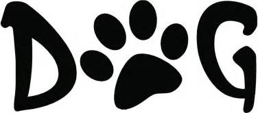 paw paw print clip image 19266