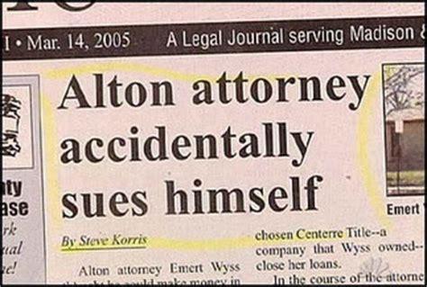 funniest newspaper headlines efl resources